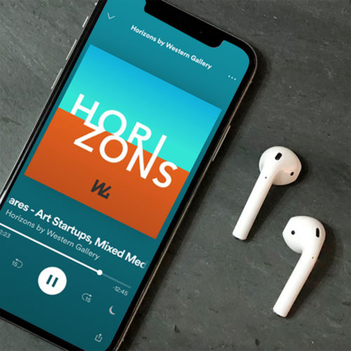 Horizons Podcast by Western Gallery