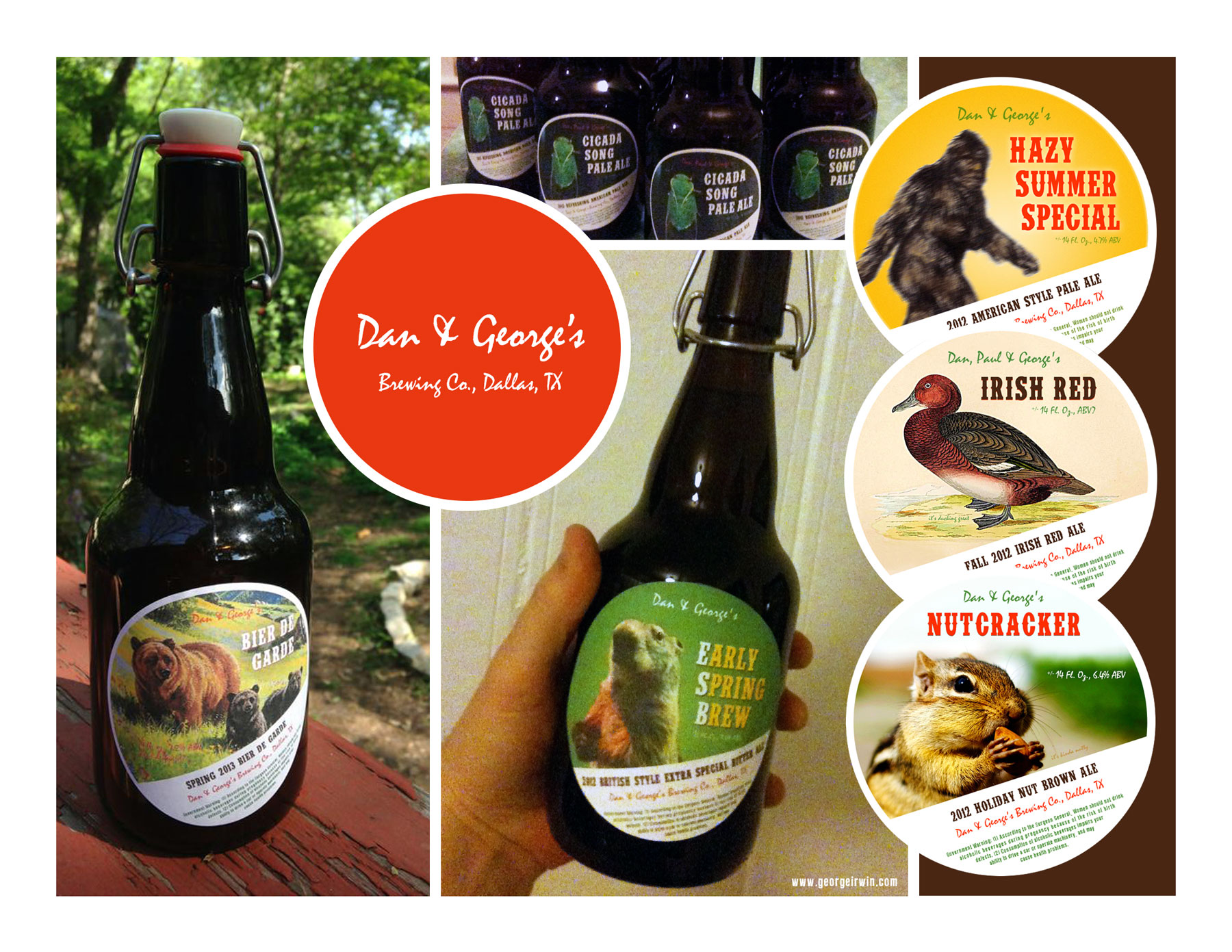 Dan + George's Brewing